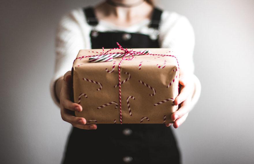 Give a parcel
